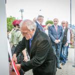 foto: Odsłonięto pomnik  Pamięci sokołowian-Żołnierzy Armii Krajowej, cichociemnych - spadochroniarzy walczących o Niepodległość Ojczyzny - 6T6A8810 150x150
