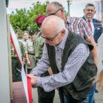 foto: Odsłonięto pomnik  Pamięci sokołowian-Żołnierzy Armii Krajowej, cichociemnych - spadochroniarzy walczących o Niepodległość Ojczyzny - 6T6A8813 150x150
