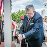 foto: Odsłonięto pomnik  Pamięci sokołowian-Żołnierzy Armii Krajowej, cichociemnych - spadochroniarzy walczących o Niepodległość Ojczyzny - 6T6A8818 150x150