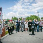 foto: Odsłonięto pomnik  Pamięci sokołowian-Żołnierzy Armii Krajowej, cichociemnych - spadochroniarzy walczących o Niepodległość Ojczyzny - 6T6A8820 150x150