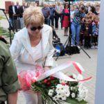 foto: Odsłonięto pomnik  Pamięci sokołowian-Żołnierzy Armii Krajowej, cichociemnych - spadochroniarzy walczących o Niepodległość Ojczyzny - IMG 7561 150x150