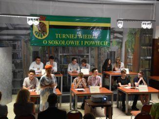 Uczestnicy konkursu