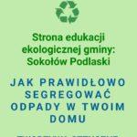 """foto: Aplikacja """"Kiedy Wywóz"""" uruchomiona już dla mieszkańców Sokołowa - 1666765680425276172 150x150"""