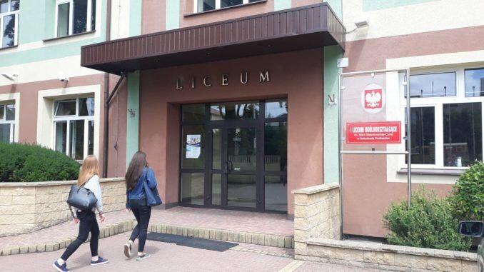 I Liceum Ogólnokształcącego im. Marii Curie Skłodowskiej