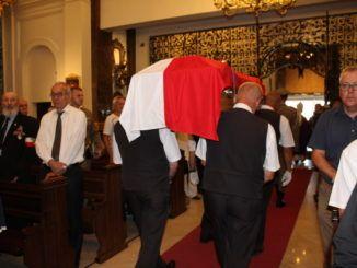 Pogrzeb Stanisława Oleksiaka