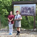 foto: Patriotyczne spotkanie przy Siwym Dębie z Leśną Krainą - IMG 0831 150x150