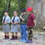 foto: Patriotyczne spotkanie przy Siwym Dębie z Leśną Krainą - IMG 0841 150x150