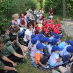 foto: Patriotyczne spotkanie przy Siwym Dębie z Leśną Krainą - IMG 0849 150x150