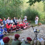 foto: Patriotyczne spotkanie przy Siwym Dębie z Leśną Krainą - IMG 0851 150x150