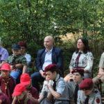foto: Patriotyczne spotkanie przy Siwym Dębie z Leśną Krainą - IMG 0863 150x150
