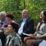 foto: Patriotyczne spotkanie przy Siwym Dębie z Leśną Krainą - IMG 0878 150x150
