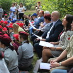 foto: Patriotyczne spotkanie przy Siwym Dębie z Leśną Krainą - IMG 0888 150x150