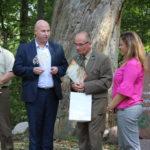 foto: Patriotyczne spotkanie przy Siwym Dębie z Leśną Krainą - IMG 0912 150x150