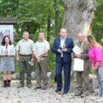 foto: Patriotyczne spotkanie przy Siwym Dębie z Leśną Krainą - IMG 0919 150x150