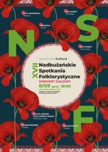 foto: XVII Nadbużańskie Spotkanie Folklorystyczne - XVII NSF sm 212x300
