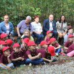 foto: Patriotyczne spotkanie przy Siwym Dębie z Leśną Krainą - IMG 0820 150x150