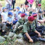 foto: Patriotyczne spotkanie przy Siwym Dębie z Leśną Krainą - IMG 0827 150x150