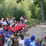 foto: Patriotyczne spotkanie przy Siwym Dębie z Leśną Krainą - IMG 0857 150x150
