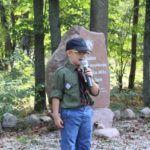 foto: Patriotyczne spotkanie przy Siwym Dębie z Leśną Krainą - IMG 0875 150x150