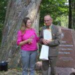 foto: Patriotyczne spotkanie przy Siwym Dębie z Leśną Krainą - IMG 0908 150x150