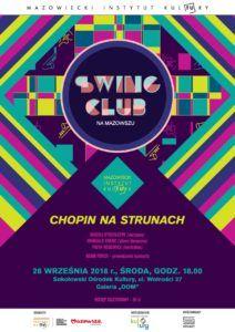 "foto: ""Chopin na strunach"" - Swing Club Chopin 212x300"