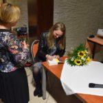foto: Spotkanie autorskie z Iloną Gołębiewską - DSC 0123 150x150