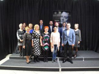 Uczestnicy recitalu Moniki Chrząstowskiej
