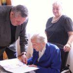 foto: 100 urodziny mieszkanki Sokołowa - IMG 1760 150x150