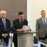 foto: Przewodniczący i wiceprzewodniczący Rady Miejskiej wybrani - IMG 4080 150x150