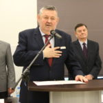 foto: Przewodniczący i wiceprzewodniczący Rady Miejskiej wybrani - IMG 4134 150x150