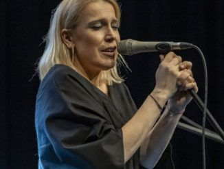 Artyści podczas występów