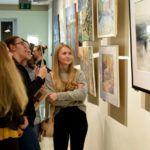 """foto: """"Nasze historie"""" w Galerii DOM Sokołowskiego Ośrodka Kultury - DSC 0125 150x150"""