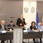 foto: Przewodniczący i wiceprzewodniczący Rady Miejskiej wybrani - IMG 4097 150x150