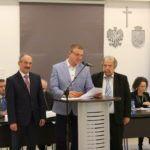 foto: Przewodniczący i wiceprzewodniczący Rady Miejskiej wybrani - IMG 4104 150x150