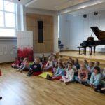 foto: Przedszkolaki z MP2 odwiedziły Szkołę Muzyczną I Stopnia - P1070427 150x150