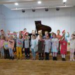 foto: Przedszkolaki z MP2 odwiedziły Szkołę Muzyczną I Stopnia - P1070451 150x150