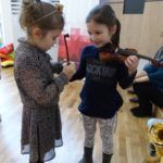 foto: Przedszkolaki z MP2 odwiedziły Szkołę Muzyczną I Stopnia - P1070467 150x150