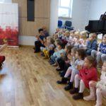 foto: Przedszkolaki z MP2 odwiedziły Szkołę Muzyczną I Stopnia - P1070483 150x150