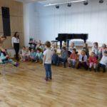 foto: Przedszkolaki z MP2 odwiedziły Szkołę Muzyczną I Stopnia - P1070542 150x150