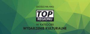 foto: Ruszył TOP REGIONU 2018! - BANER TOP REGIONU 300x113