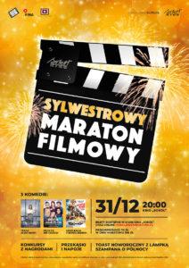 foto: Sylwestrowy Maraton Filmowy - maraton sylwestrowy 212x300