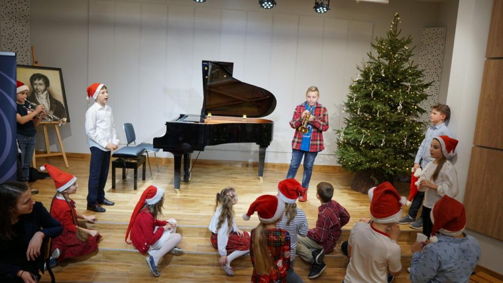 foto: Muzyczne podsumowanie I semestru w Szkole Muzycznej - 12 1 1024x576