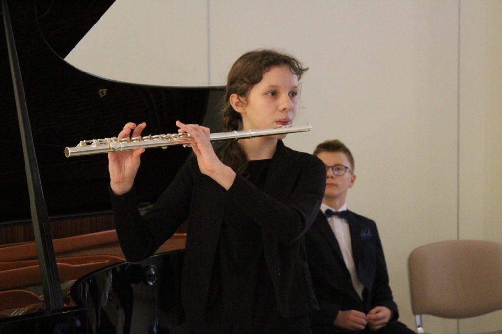 foto: Muzyczne podsumowanie I semestru w Szkole Muzycznej - 2 2 1024x682