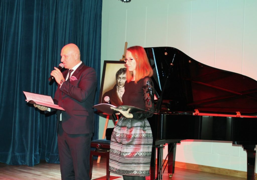 foto: Koncert Zimowy w wykonaniu uczniów Szkoły Muzycznej - 2 3 1024x718