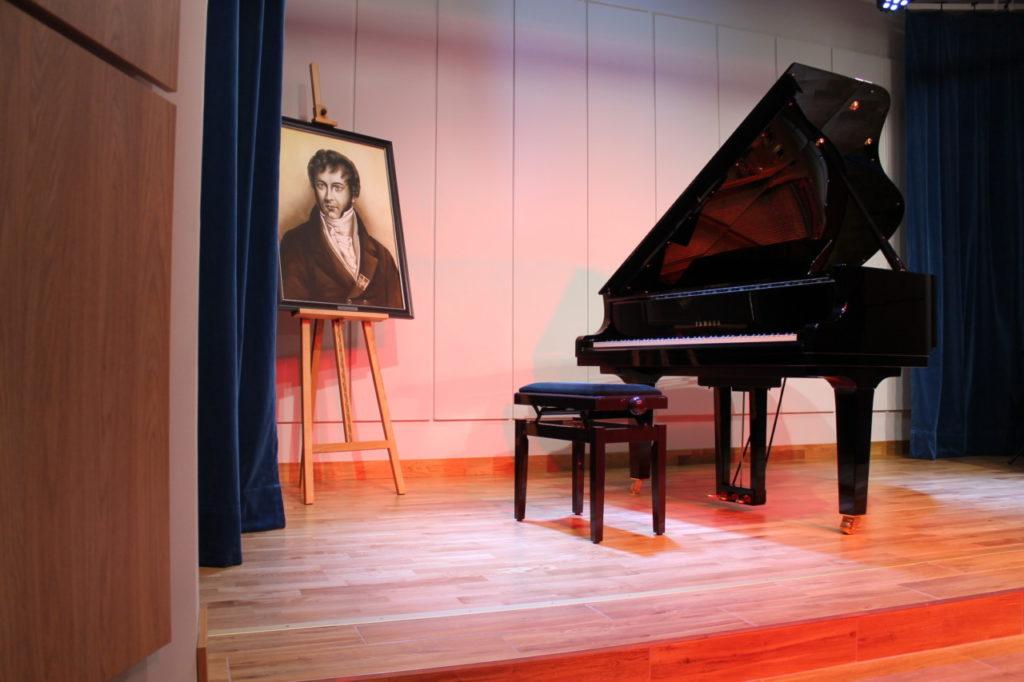 foto: Koncert Zimowy w wykonaniu uczniów Szkoły Muzycznej - 9 3 1024x682