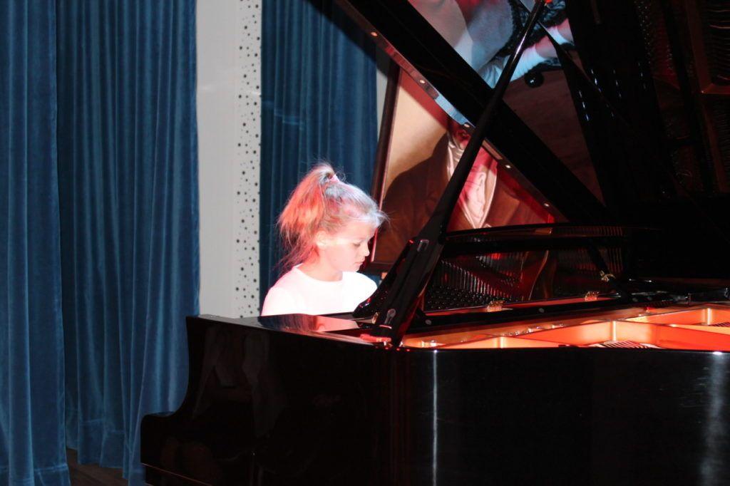 foto: Koncert Zimowy w wykonaniu uczniów Szkoły Muzycznej - 14 3 1024x682