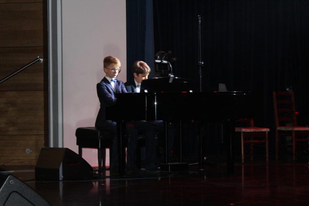 foto: Muzyczne podsumowanie I semestru w Szkole Muzycznej - 26 1024x682