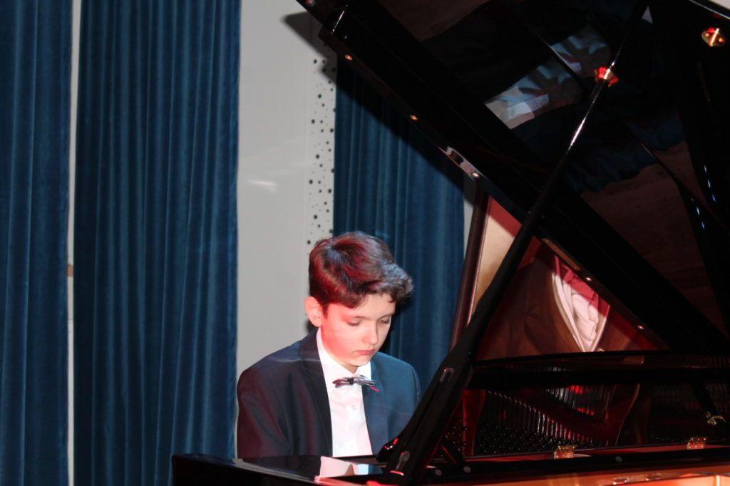 foto: Koncert Zimowy w wykonaniu uczniów Szkoły Muzycznej - 3 3 1024x682