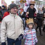 foto: Ulicami naszego miasta przeszedł 3 Orszak Trzech Króli! - DSC7590 150x150