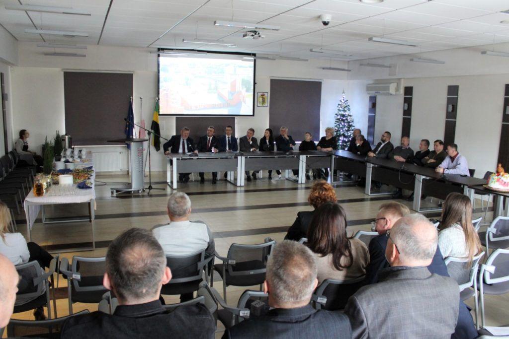 foto: Spotkanie miast partnerskich w Sokołowie - IMG 4791 1024x683